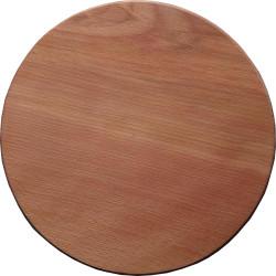 Доска разделочная круглая диаметром 25 см