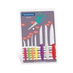 Набор ножей Tramontina Plenus, 8 предметов (23498/917)