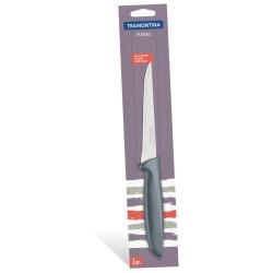 Обвалочный нож Tramontina Plenus, серый в блистере 127 мм (23425/165)