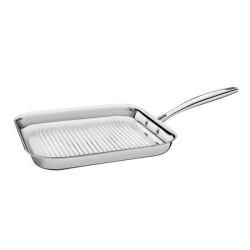Квадратная сковорода гриль Tramontina Professional Trix 47х28 см (62839/280)