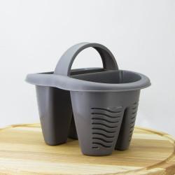 Подставка для столовых приборов QLUX MIX (L-00515)