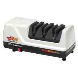 Електрична точилка для ножів Chefs Choice біла (CH/1520W)