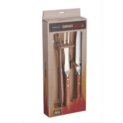 Набор приборов для гриля Tramontina Barbecue 3 предмета (26499/050)