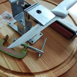 Точильный станок поворотного типа для заточки ножей