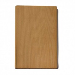 Деревянная разделочная доска из цельного массива 32х18 см ДРД-7