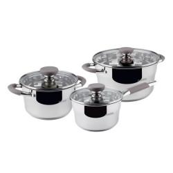 Набор посуды из нержавейки Ringel Trent (RG-6002)