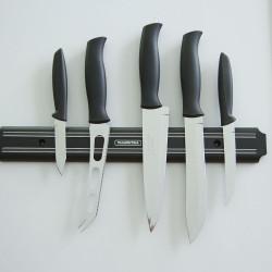 Набор из 5 ножей Tramontina Athus с черными ручками (23099/005)
