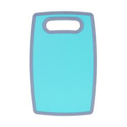 Пластикова обробна дошка Ringel Main 16х25х1,2 см бочкоподібна блакитна (RG-5117/22)