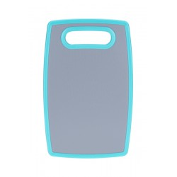 Пластикова обробна дошка Ringel Main 16х25х1,2 см бочкоподібна блакитна (RG-5117/23)