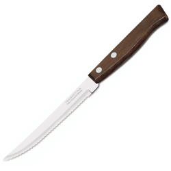 Нож для стейка зубчатый Tramontina Tradicional 12,7 см в упаковке (22200/705)