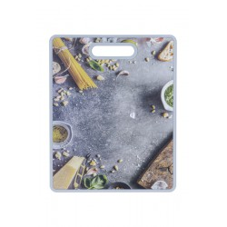 Прямоугольная пластиковая доска для разделки Ringel Main 30х38х1,2 см (RG-5117/16)
