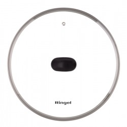 Стеклянная крышка для сковороды Ringel Universal 20 см (RG-9301-20)