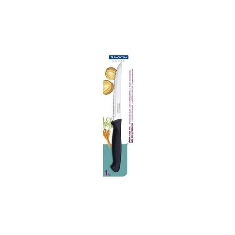 Нож для стейка Tramontina Athus black 127 мм (23081/005)