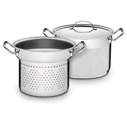 Кастрюля для макарон и спагетти Tramontina Professional (4,6 л) 20 см (65620/410)