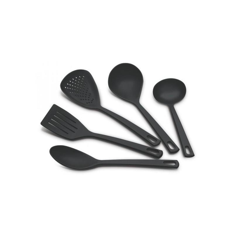 Набор кухонных принадлежностей Tramontina Utilita из нейлона, 5 предметов (25099/004)