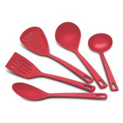 Набор кухонных принадлежностей Tramontina Utilita из нейлона, 5 предметов (25099/704)