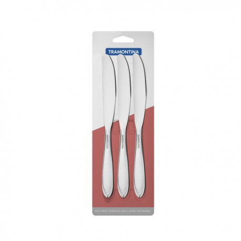 Набор из 3-х столовых ножей Tramontina Laguna (66906/031)