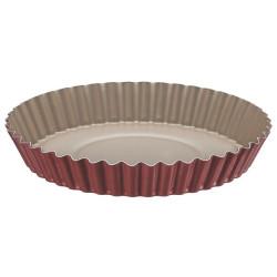 Форма для пирога с волнистым бортом Tramontina Brasil, 26 см (20056/726)