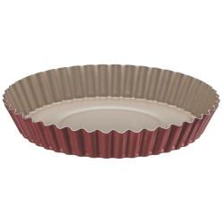 Форма для пирога с волнистым бортом Tramontina Brasil, 24 см (20056/724)