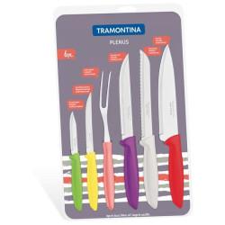 Набор ножей Tramontina Plenus 6 предметов (23498/916)